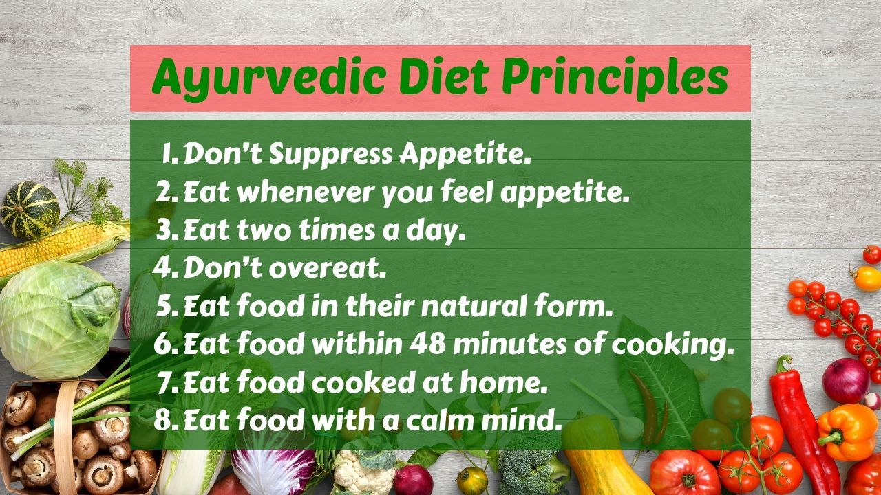 Photo of Ayurvedic Diet Principles: Healthy Eating Habits