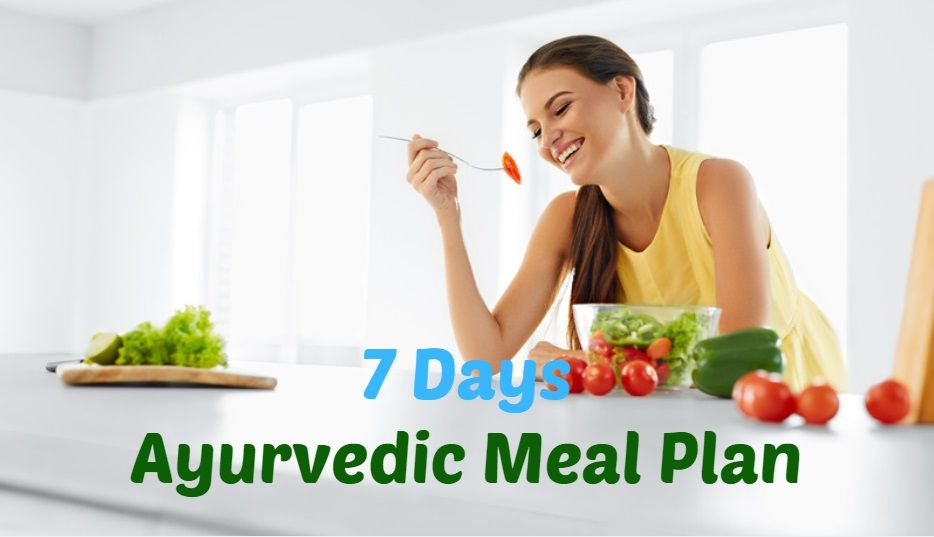 Photo of 7 Days Ayurvedic Meal Plan