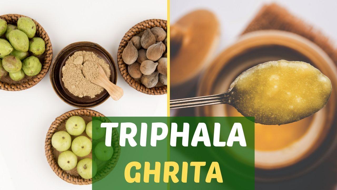 Triphala Ghrita