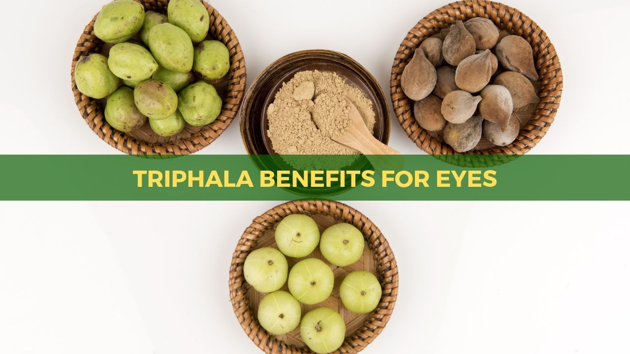 Triphala for Eyes