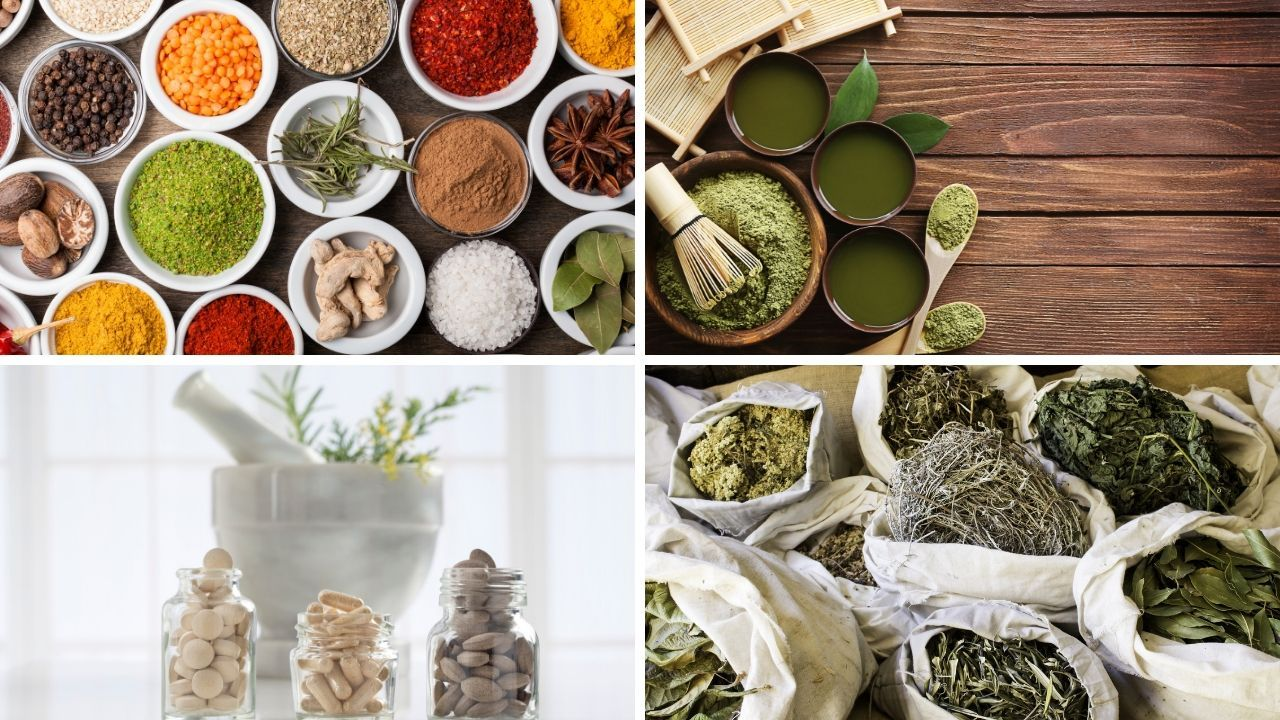 Herbs and Ayurvedic Medicines
