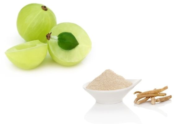 Amla and Ashwagandha