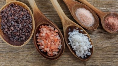 Different Types of Edible Salts