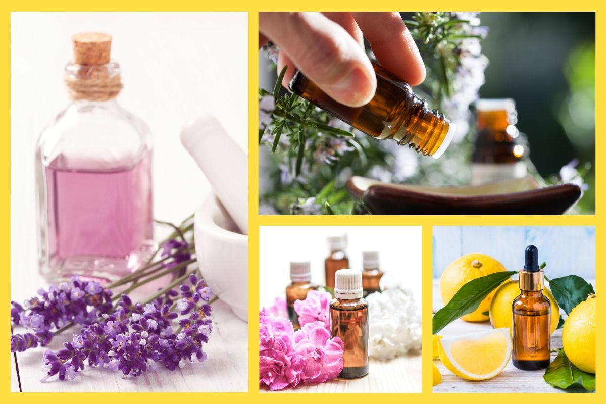 Essential Oils for Home