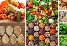 Fruits Vegetables Legumes Whole Grains